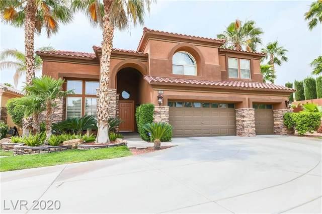 363 Highland Hills, Las Vegas, NV 89148 (MLS #2201521) :: Vestuto Realty Group