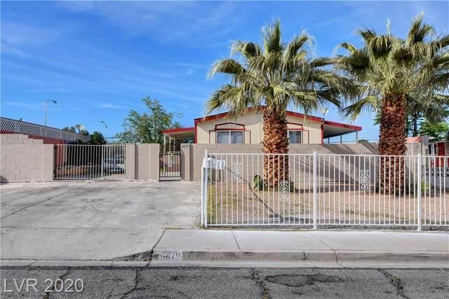 4670 Fuentes, Las Vegas, NV 89121 (MLS #2201524) :: Hebert Group | Realty One Group