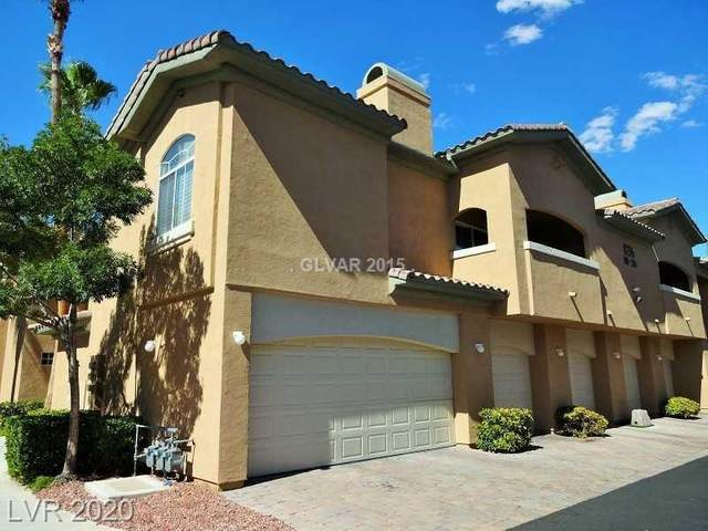 8736 Red Brook #201, Las Vegas, NV 89128 (MLS #2201549) :: The Shear Team