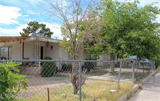 1416 E Nelson Avenue, North Las Vegas, NV 89030 (MLS #2201587) :: Kypreos Team