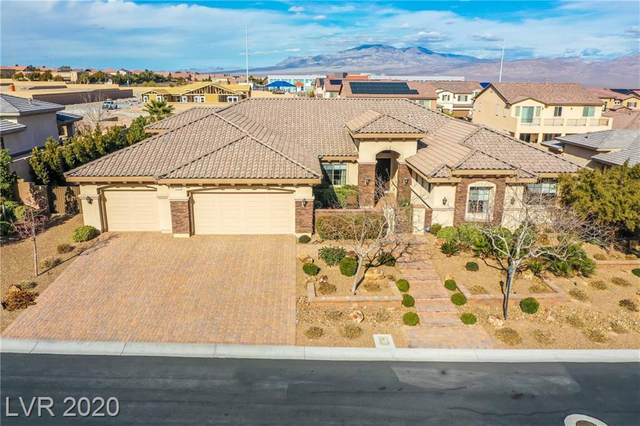 9806 Cathedral Pines Avenue, Las Vegas, NV 89149 (MLS #2201600) :: Performance Realty