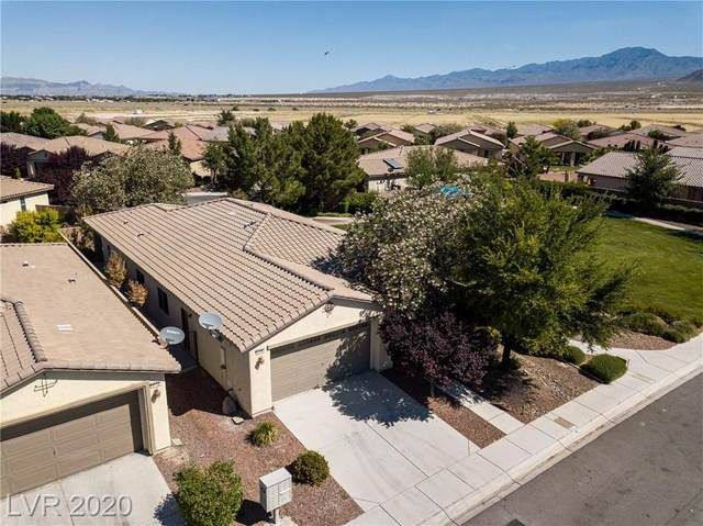 4780 S Adriano Way, Pahrump, NV 89061 (MLS #2201637) :: Vestuto Realty Group