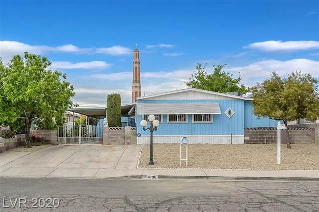 4730 Fuentes, Las Vegas, NV 89121 (MLS #2201682) :: Hebert Group | Realty One Group