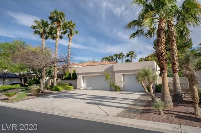 8671 Cactus Creek, Las Vegas, NV 89129 (MLS #2201683) :: Vestuto Realty Group