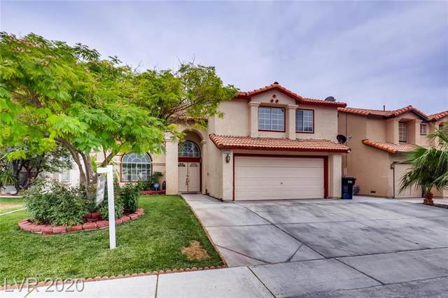 4628 Startrain Drive, North Las Vegas, NV 89031 (MLS #2201692) :: Performance Realty