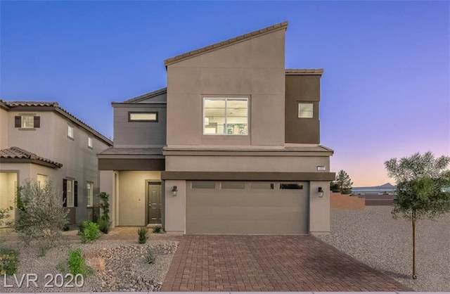 1016 Greyhound Lot 44, Henderson, NV 89015 (MLS #2201694) :: Performance Realty