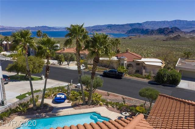 1026 Keys, Boulder City, NV 89005 (MLS #2201717) :: Performance Realty
