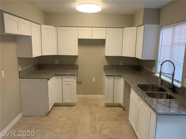 7086 Burcot Avenue E5, Las Vegas, NV 89156 (MLS #2201787) :: Hebert Group | Realty One Group