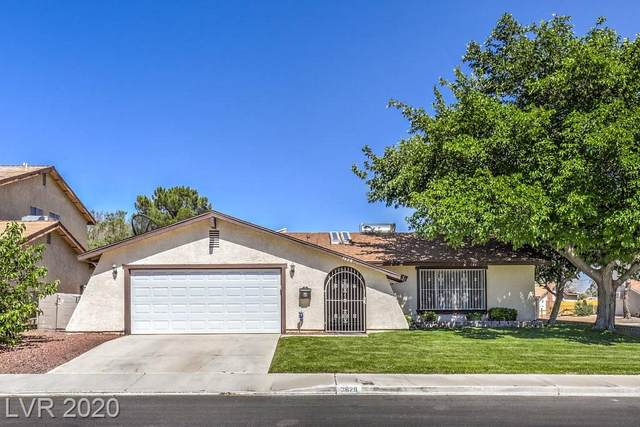 3628 Redwood, Las Vegas, NV 89103 (MLS #2201846) :: Jeffrey Sabel