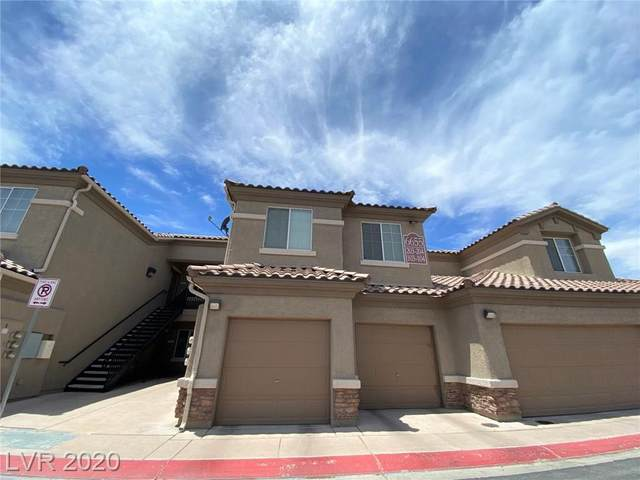 6655 Flaminian #203, North Las Vegas, NV 89084 (MLS #2201847) :: Hebert Group | Realty One Group