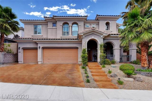 12260 Caminita, Las Vegas, NV 89138 (MLS #2201865) :: Hebert Group | Realty One Group