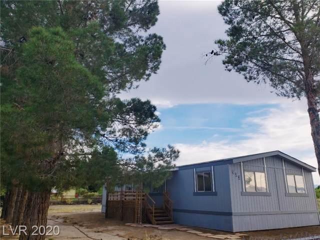 503 Virginia, Indian Springs, NV 89018 (MLS #2201916) :: Signature Real Estate Group