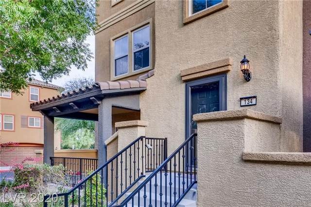 4650 Ranch House #134, North Las Vegas, NV 89031 (MLS #2201922) :: Performance Realty