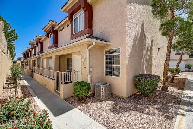 1021 Nevada Sky Street, Las Vegas, NV 89128 (MLS #2201944) :: Kypreos Team