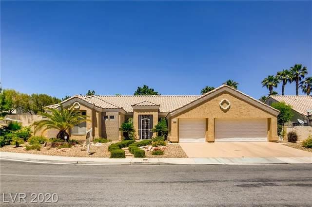 6770 Irish Sea Avenue, Las Vegas, NV 89146 (MLS #2201950) :: Hebert Group | Realty One Group