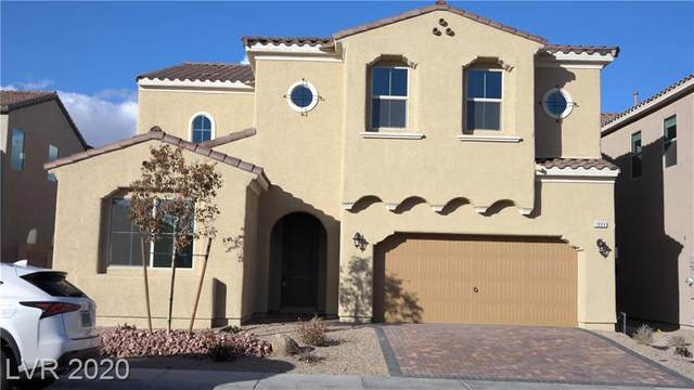 1009 Whitworth, Las Vegas, NV 89148 (MLS #2201951) :: Hebert Group | Realty One Group