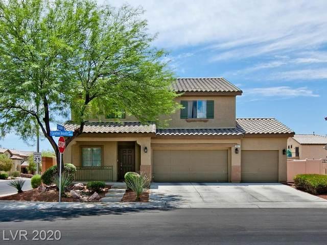 3417 Carefree Beauty Avenue, North Las Vegas, NV 89081 (MLS #2201974) :: ERA Brokers Consolidated / Sherman Group