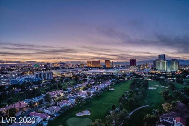 3111 Bel Air 12G, Las Vegas, NV 89109 (MLS #2202002) :: Jeffrey Sabel