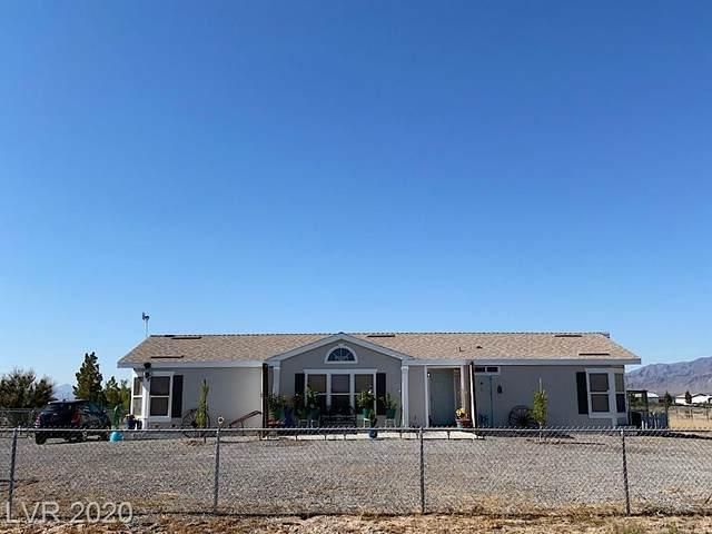 2311 Silver Street, Pahrump, NV 89048 (MLS #2202028) :: Hebert Group   Realty One Group