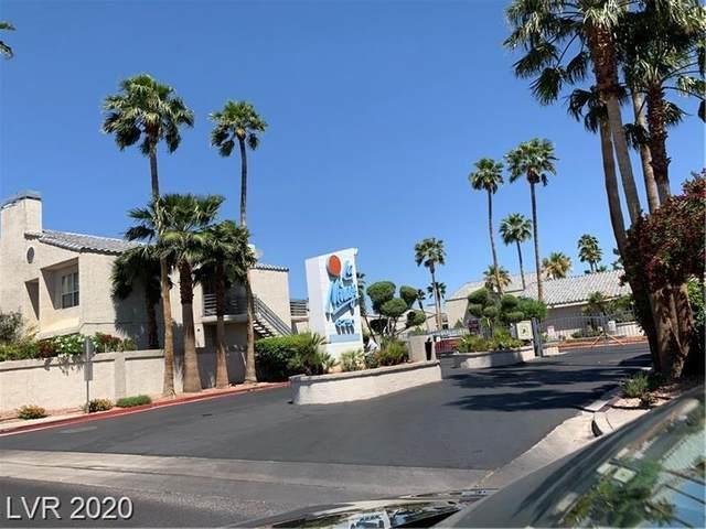 6250 W Flamingo Road #49, Las Vegas, NV 89103 (MLS #2202036) :: Hebert Group | Realty One Group