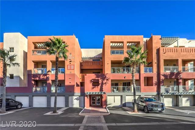67 Agate #407, Las Vegas, NV 89123 (MLS #2202038) :: The Shear Team