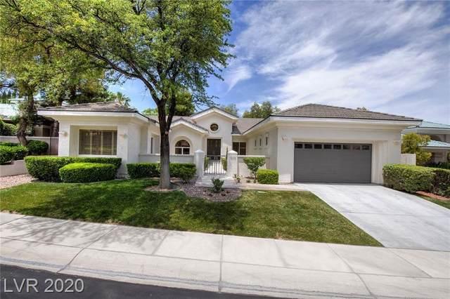 1825 Glenview, Las Vegas, NV 89134 (MLS #2202098) :: Signature Real Estate Group