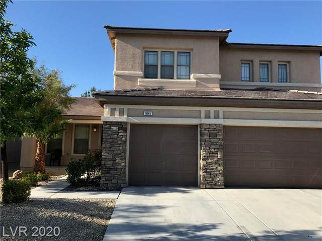 1847 Moonglow Peak, North Las Vegas, NV 89084 (MLS #2202129) :: Performance Realty