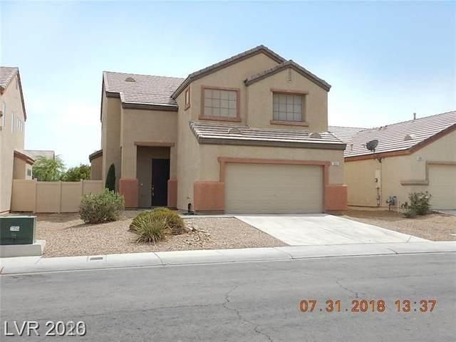 535 Claxton, North Las Vegas, NV 89084 (MLS #2202153) :: Performance Realty