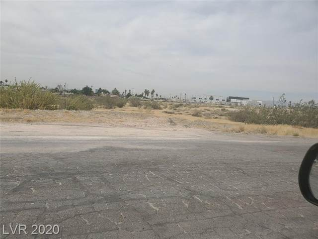 Commerce & Cheyenne, North Las Vegas, NV 89030 (MLS #2202173) :: The Perna Group