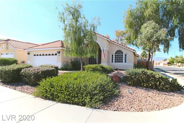 1304 Hill Spring, North Las Vegas, NV 89031 (MLS #2202204) :: Performance Realty