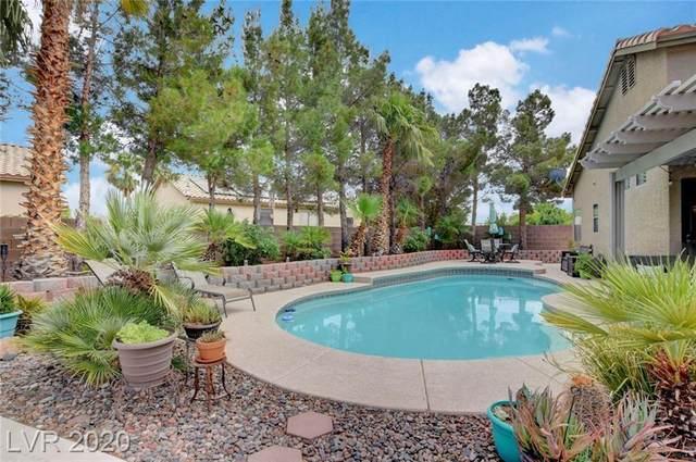 7636 Oldenburg, Las Vegas, NV 89131 (MLS #2202220) :: Hebert Group | Realty One Group