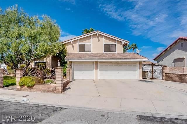 3516 Sunny Dunes, Las Vegas, NV 89121 (MLS #2202249) :: Hebert Group   Realty One Group
