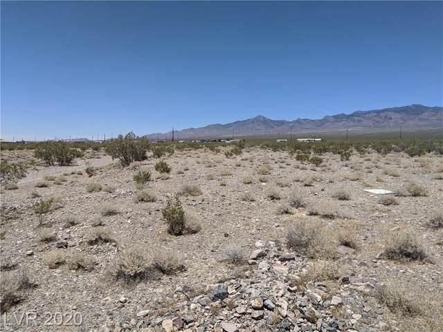 6041 Refugio, Pahrump, NV 89048 (MLS #2202257) :: Jeffrey Sabel