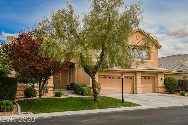 10738 Tapestry Winds, Las Vegas, NV 89141 (MLS #2202284) :: Performance Realty
