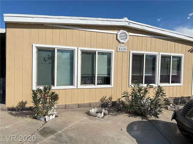 5119 Sitka Lane, Las Vegas, NV 89122 (MLS #2202343) :: Hebert Group | Realty One Group