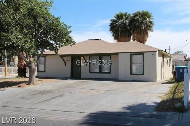 1420 Lewis, Las Vegas, NV 89101 (MLS #2202361) :: Signature Real Estate Group