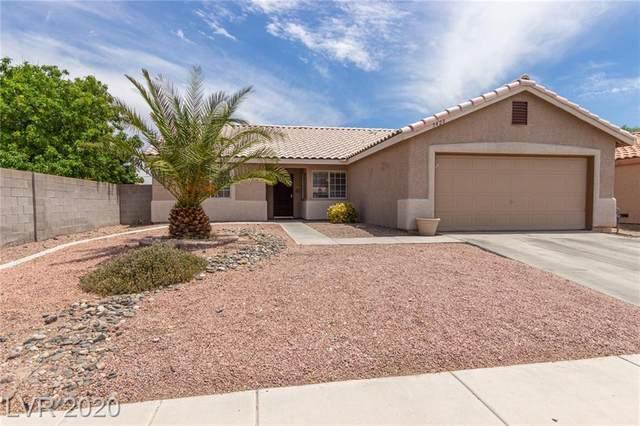 5428 Sunnyville Street, North Las Vegas, NV 89031 (MLS #2202376) :: ERA Brokers Consolidated / Sherman Group
