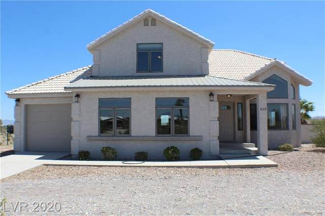 425 Viento Vista, Overton, NV 89040 (MLS #2202392) :: Signature Real Estate Group