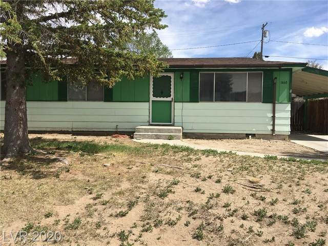 1460 Ave. G, Other, NV 89301 (MLS #2202413) :: Vestuto Realty Group