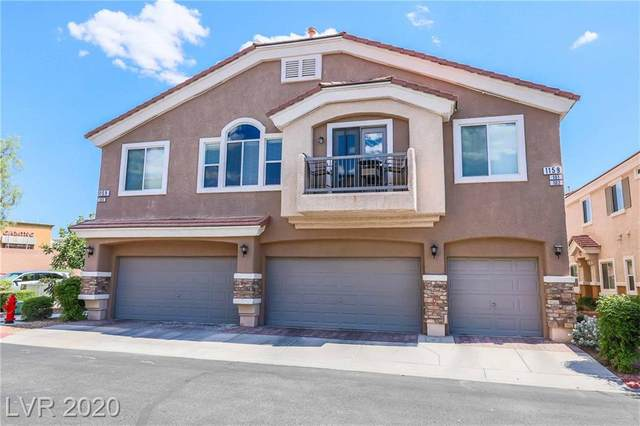 1159 Volcanic Garden #102, Las Vegas, NV 89183 (MLS #2202476) :: The Mark Wiley Group | Keller Williams Realty SW