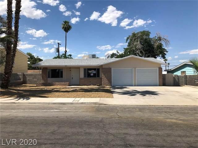 5416 Tanya, Las Vegas, NV 89107 (MLS #2202539) :: Signature Real Estate Group