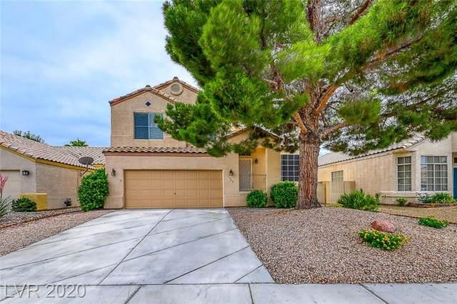 7713 Kasmere Falls, Las Vegas, NV 89149 (MLS #2202542) :: Signature Real Estate Group