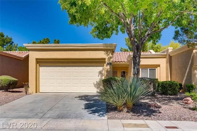 2825 Dry Plains Drive, Las Vegas, NV 89134 (MLS #2202557) :: Hebert Group | Realty One Group