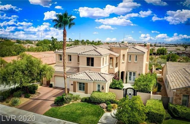 3162 Dove Run Creek Drive, Las Vegas, NV 89135 (MLS #2202592) :: Hebert Group   Realty One Group