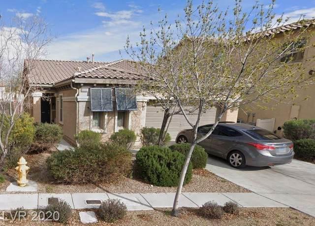 5232 Grand Lake, North Las Vegas, NV 89081 (MLS #2202608) :: Vestuto Realty Group
