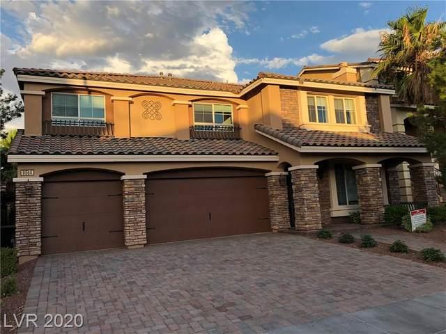 8564 Silver Coast Street, Las Vegas, NV 89139 (MLS #2202626) :: Hebert Group | Realty One Group