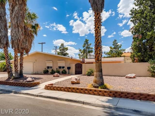 3641 Algonquin, Las Vegas, NV 89169 (MLS #2202669) :: Performance Realty