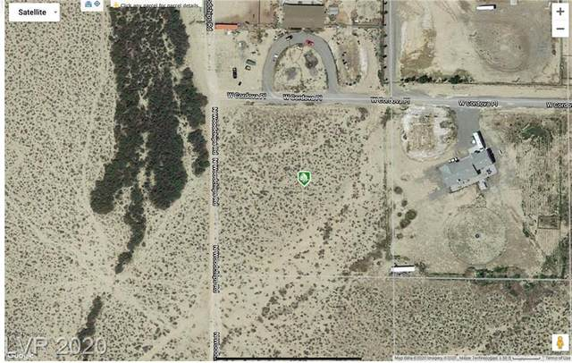 2471 W Cordova Place, Pahrump, NV 89060 (MLS #2202673) :: Hebert Group   Realty One Group