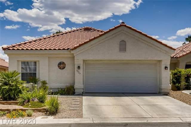 7929 Ben Hogan Drive, Las Vegas, NV 89149 (MLS #2202702) :: Hebert Group | Realty One Group