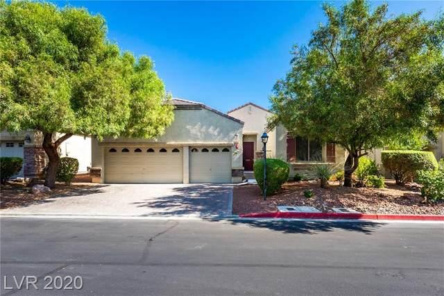 8132 Pecan Valley, Las Vegas, NV 89131 (MLS #2202706) :: Hebert Group | Realty One Group